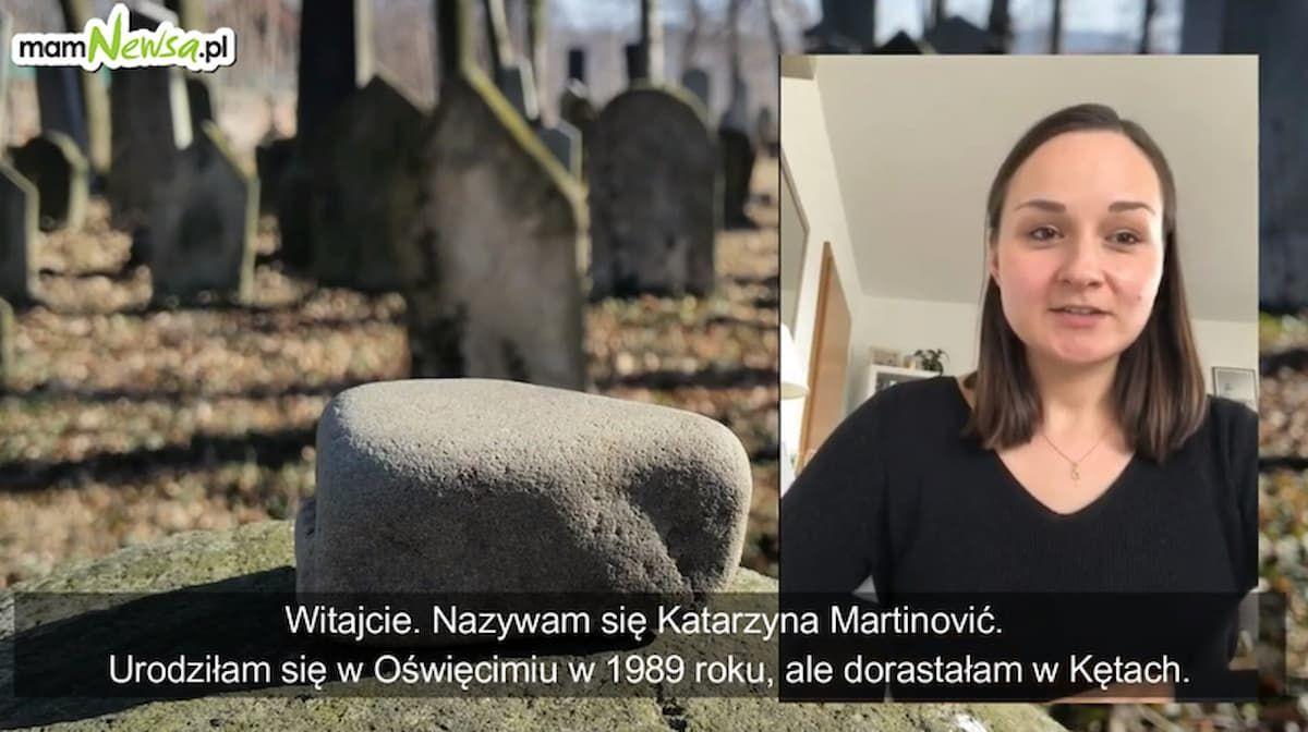 Kęty uczciły pamięć ofiar Holokaustu [VIDEO]