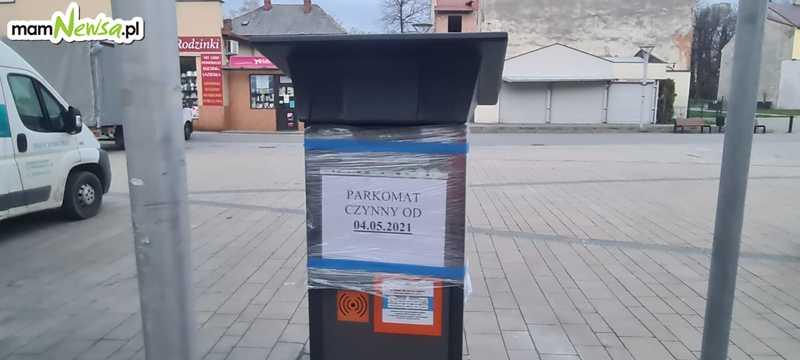 Od maja płatne parkowanie na placu Mickiewicza [FOTO]