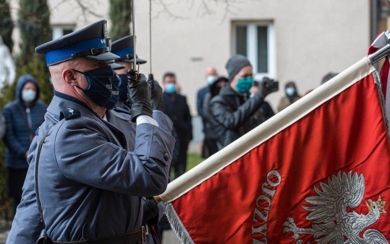 W Kętach pożegnano kapelana małopolskiej policji