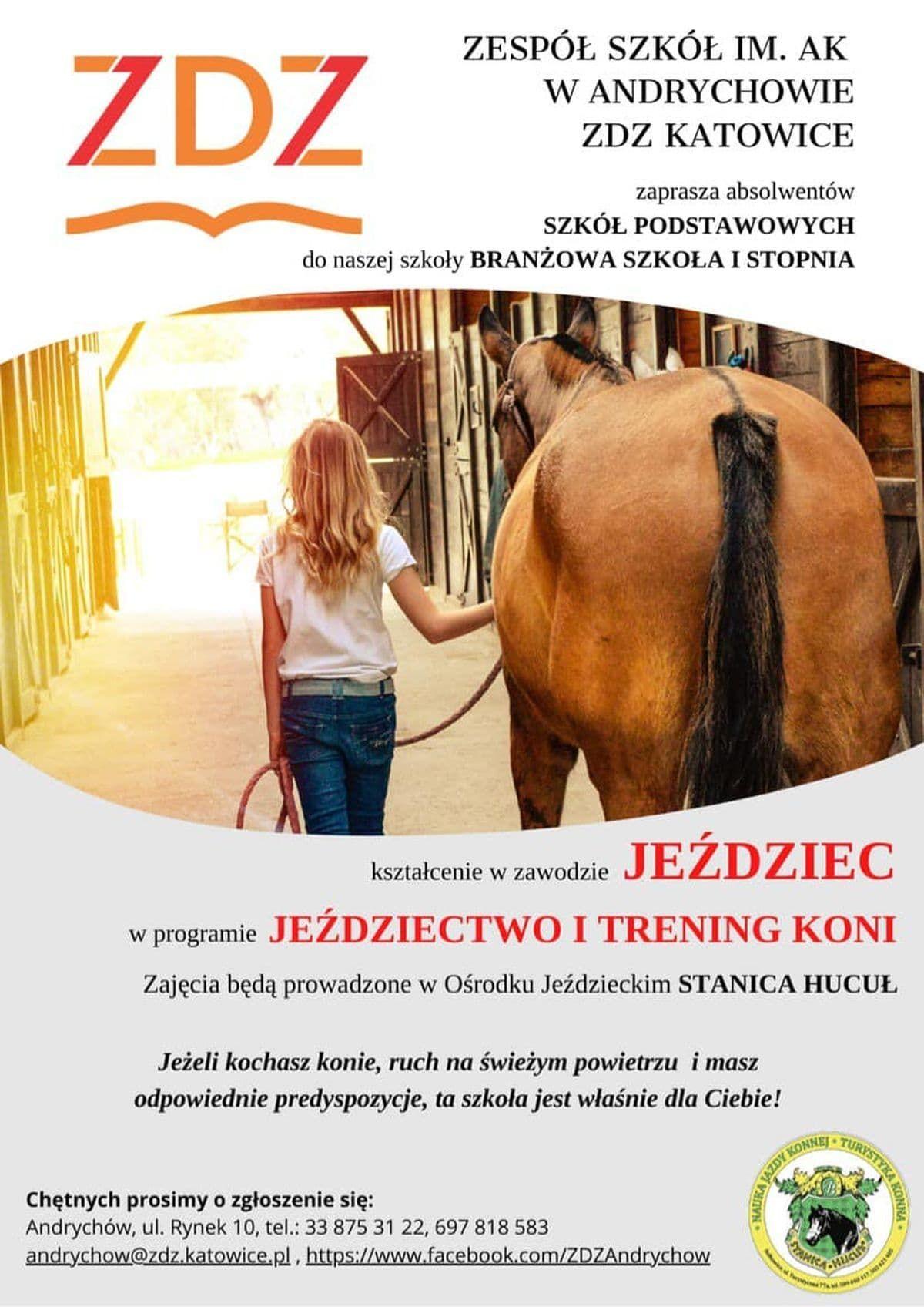 Dni otwarte szkół ZDZ Andrychów, Wadowice. 29-30 kwietnia