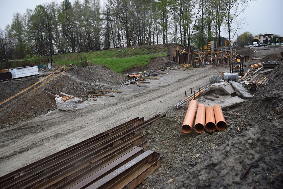 Budowa wchodzi w decydującą fazę. Od poniedziałku ZMIANA organizacji ruchu [FOTO]