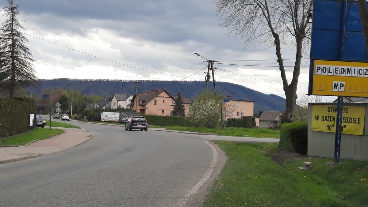 Droga Andrychów - Roczyny - Czaniec będzie remontowana