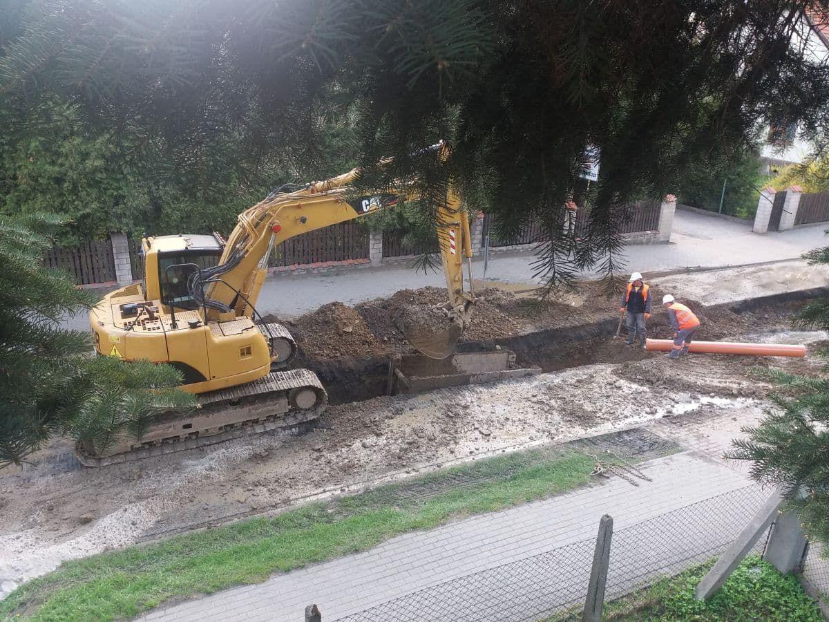 Od soboty ulica Dąbrowskiego będzie przejezdna