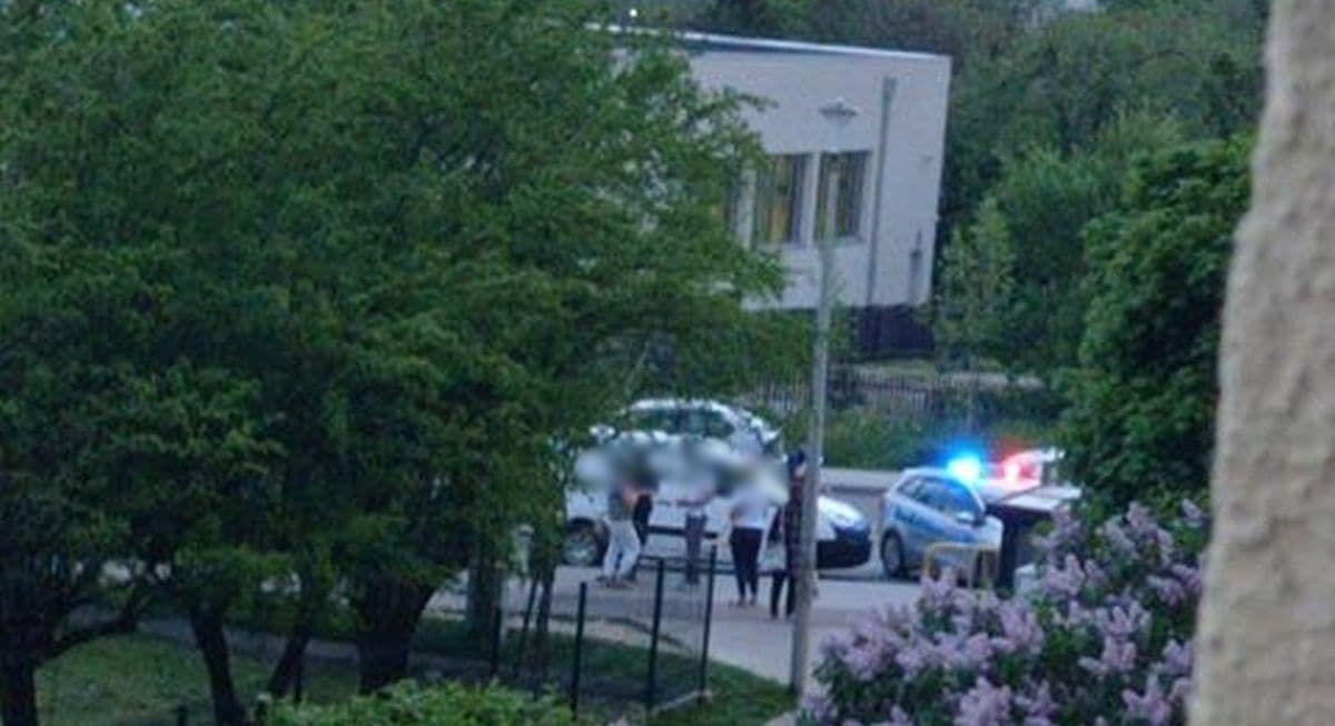 Policja wyjaśnia, co wydarzyło się w rejonie basenu