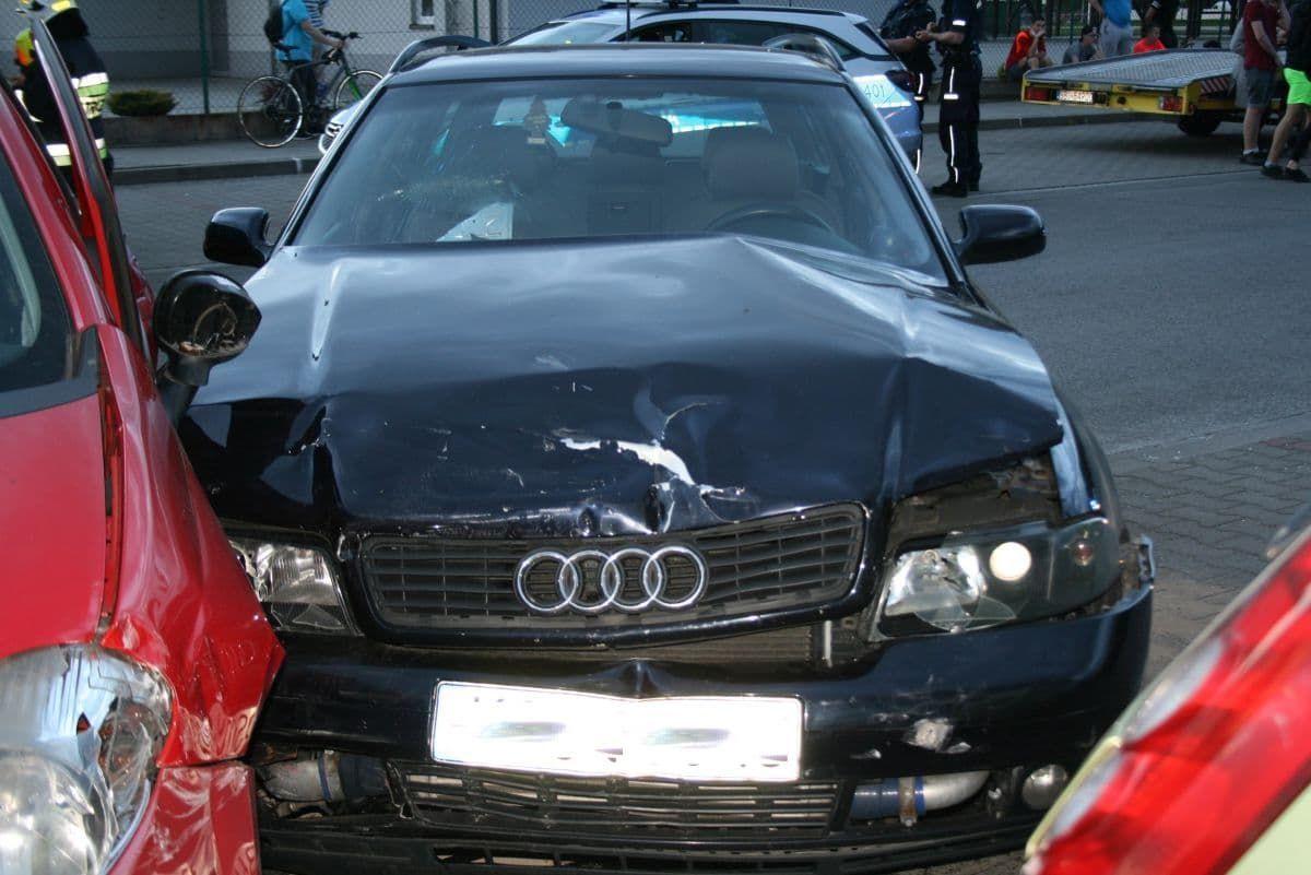15-latka poszkodowana w wypadku
