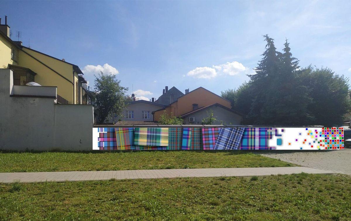 Na placu Mickiewicza wykonany zostanie taki mural