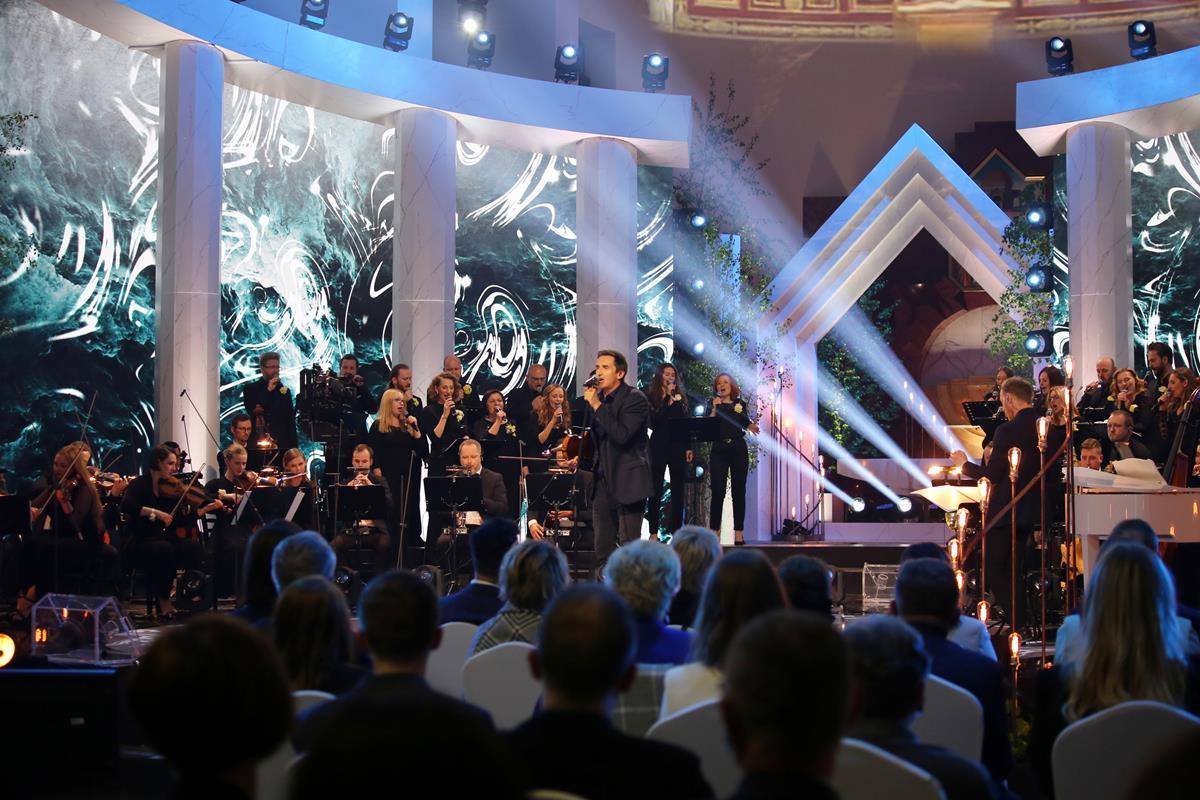 TVP zrobiła kolejny koncert w Wadowicach w czasie pandemii koronawirusa [FOTO]