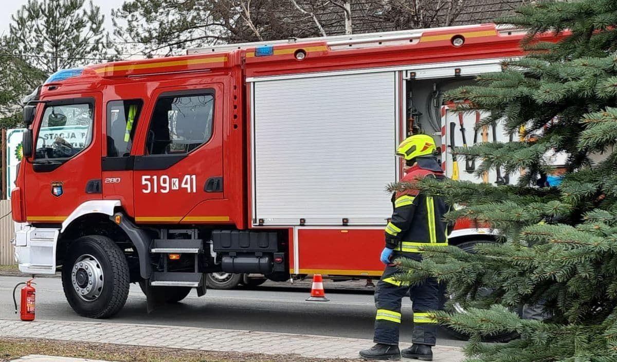 Strażacy ochotnicy bez munduru i praw?
