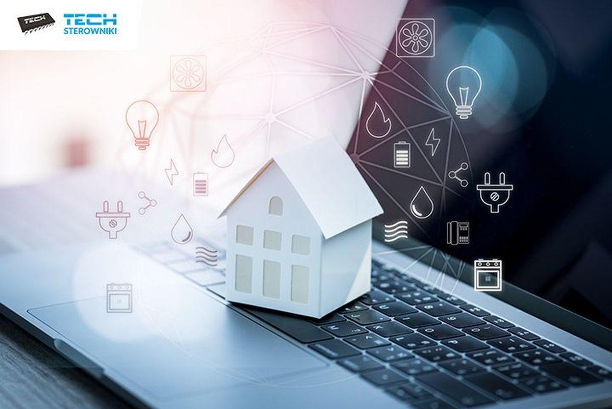 Ciepły i inteligentny dom – sprawdź wyniki najnowszego badania ankietowego firmy TECH  Sterowniki