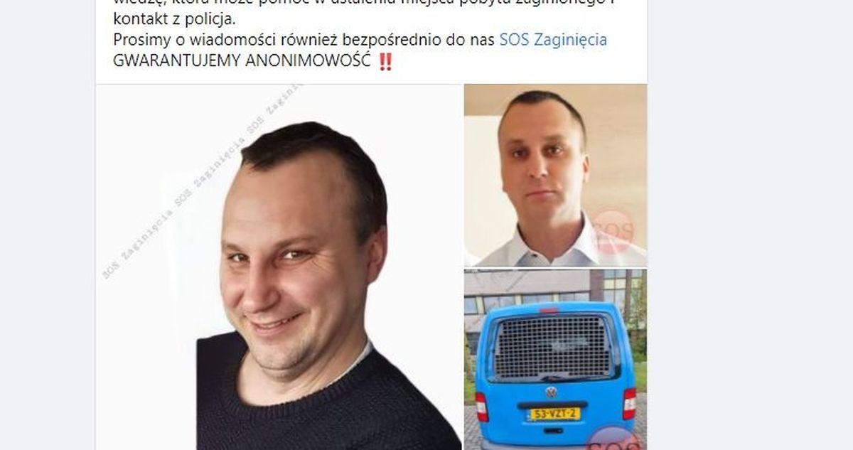 W Holandii zaginął mieszkaniec Andrychowa