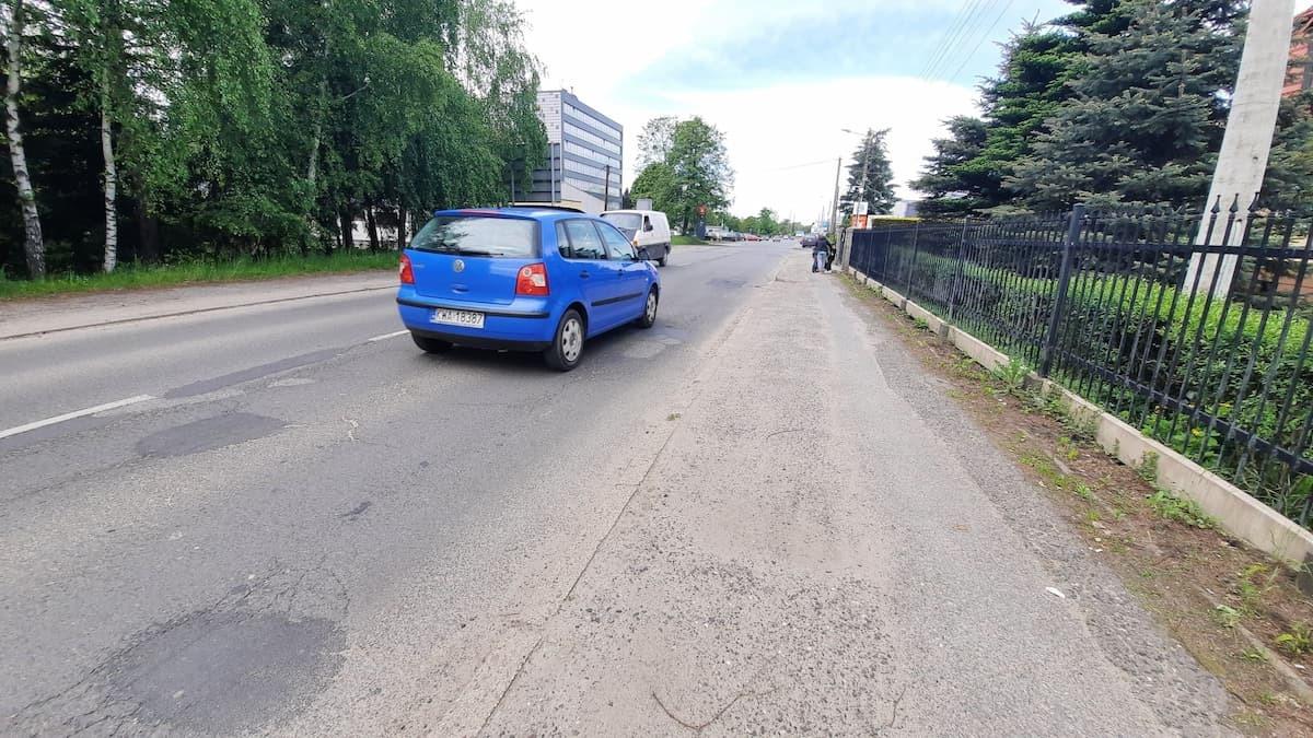 Będą nowe chodniki w Rzykach i w Andrychowie