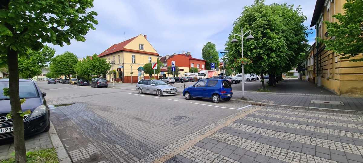 Od czerwca płatne parkowanie na placu Mickiewicza i ulicy Legionów