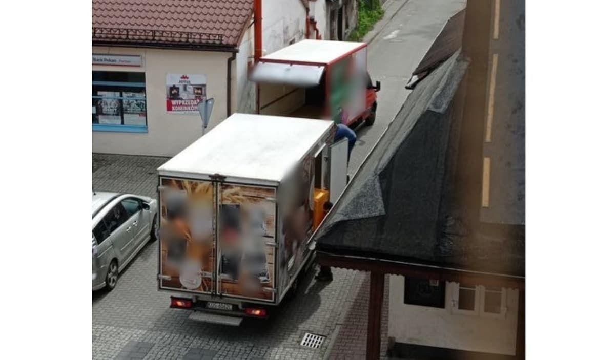 Mieszkańcy skarżą się na dostawców