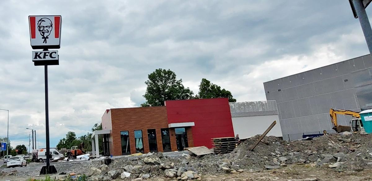 Pierwsza restauracja KFC w regionie