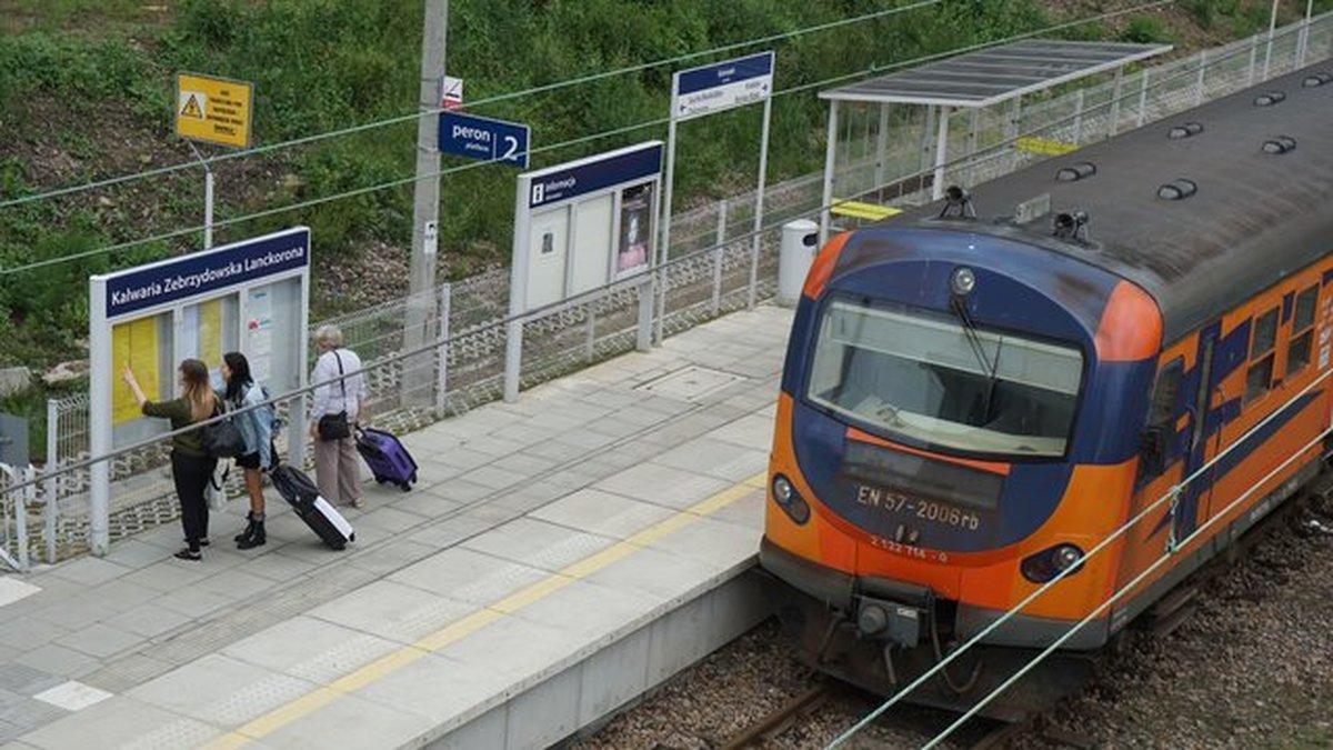 Łącznica za ponad 25 mln zł skróci czas podróży do Krakowa