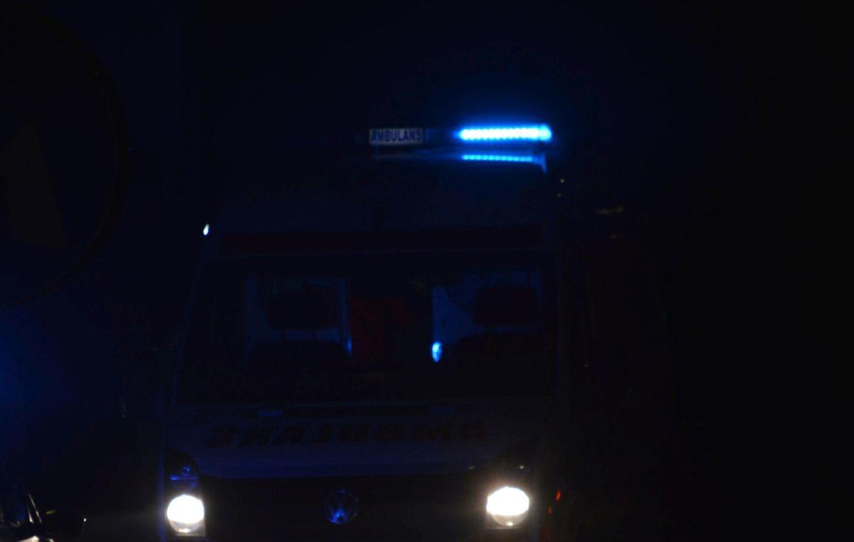 Nocna akcja ratownicza na stoku Czarnego Gronia