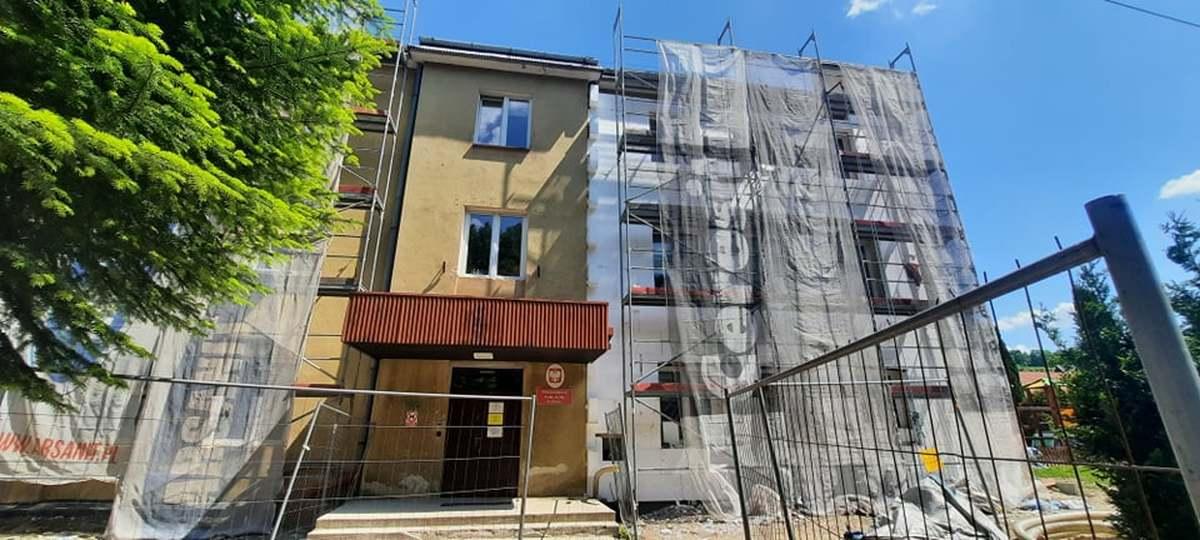Nowe oblicze szkoły w Rzykach [FOTO]