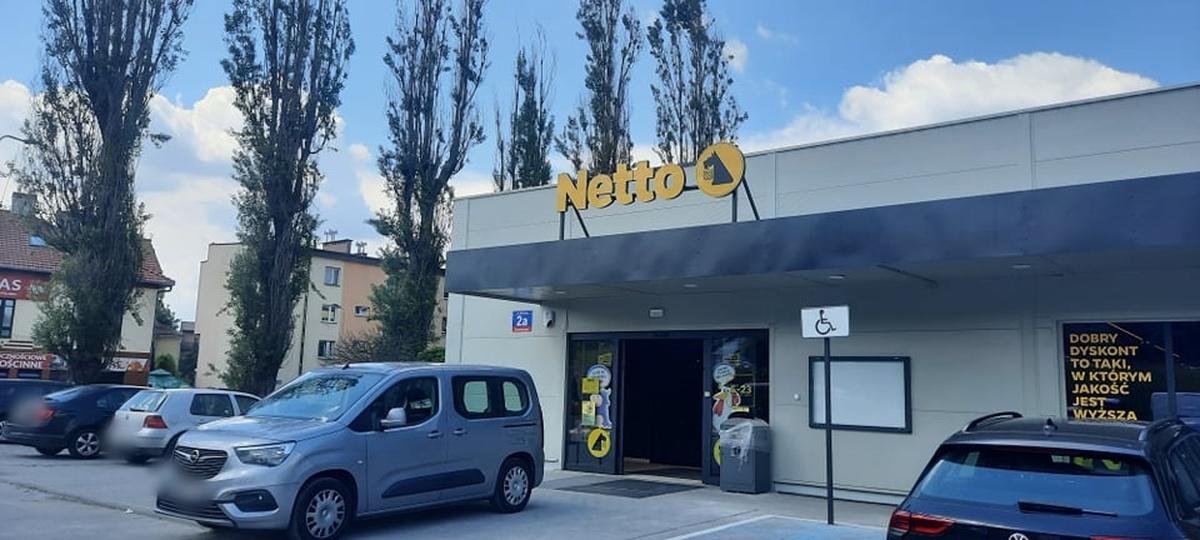 17 czerwca otwarcie drugiego NETTO w Andrychowie