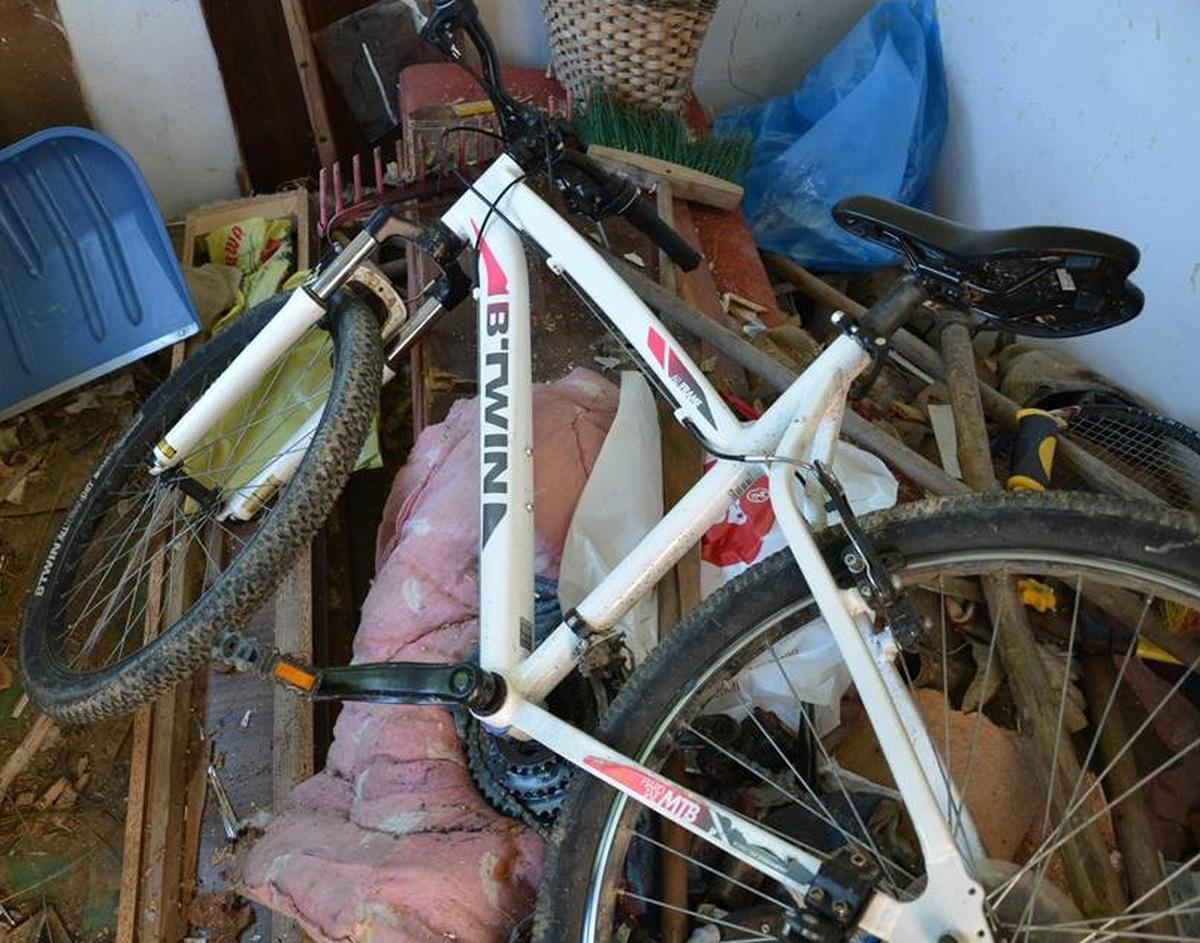Tym razem złodziej rowerów zatrzymany