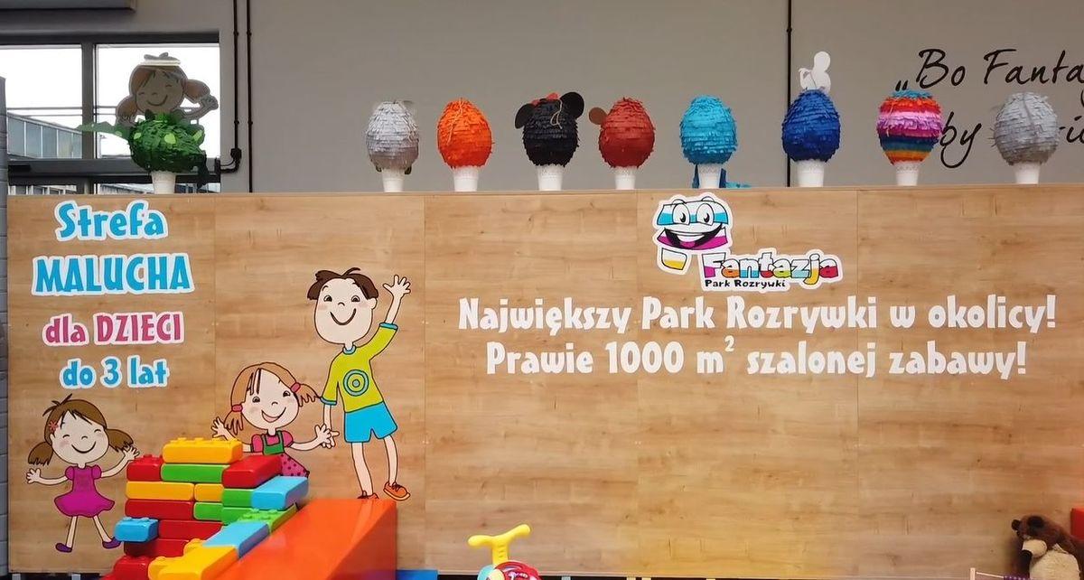 Park Rozrywki FANTAZJA w Andrychowie [VIDEO]