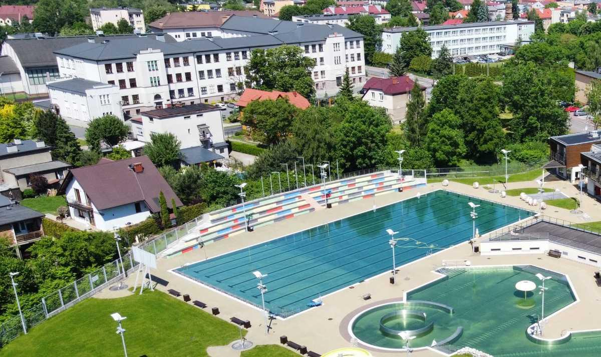 Droższe bilety na basen odkryty w Andrychowie [AKTUALIZACJA]