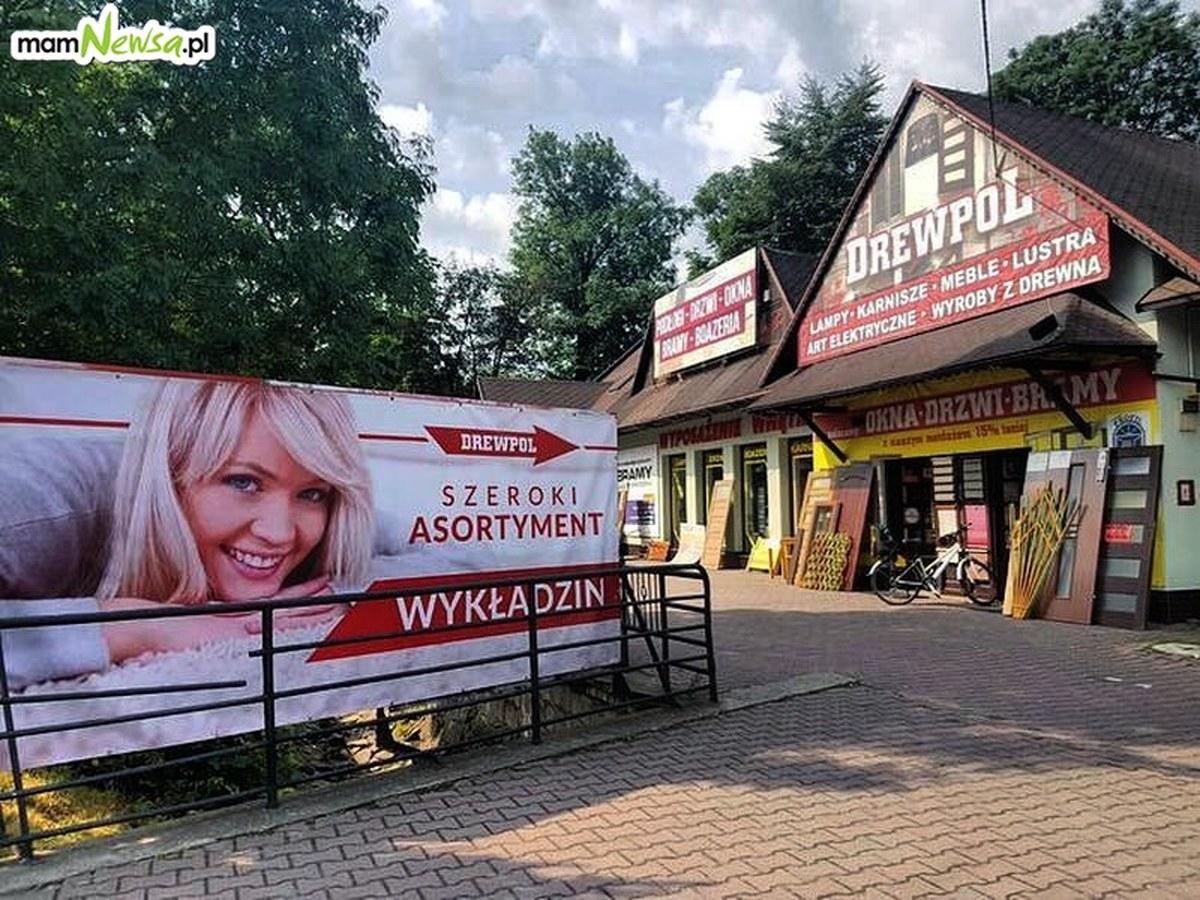 Wielka promocja w Drewpolu w Andrychowie