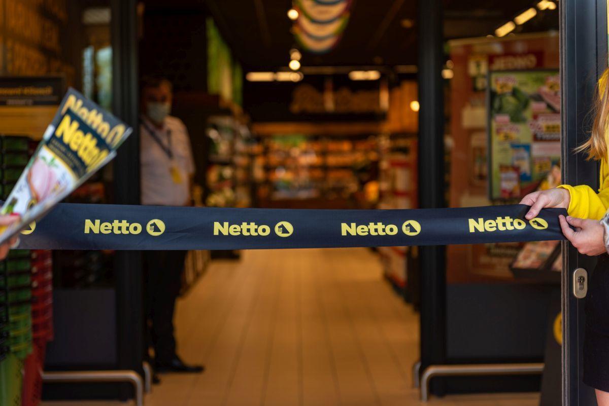 Nowe Netto otwiera się w czwartek w Andrychowie