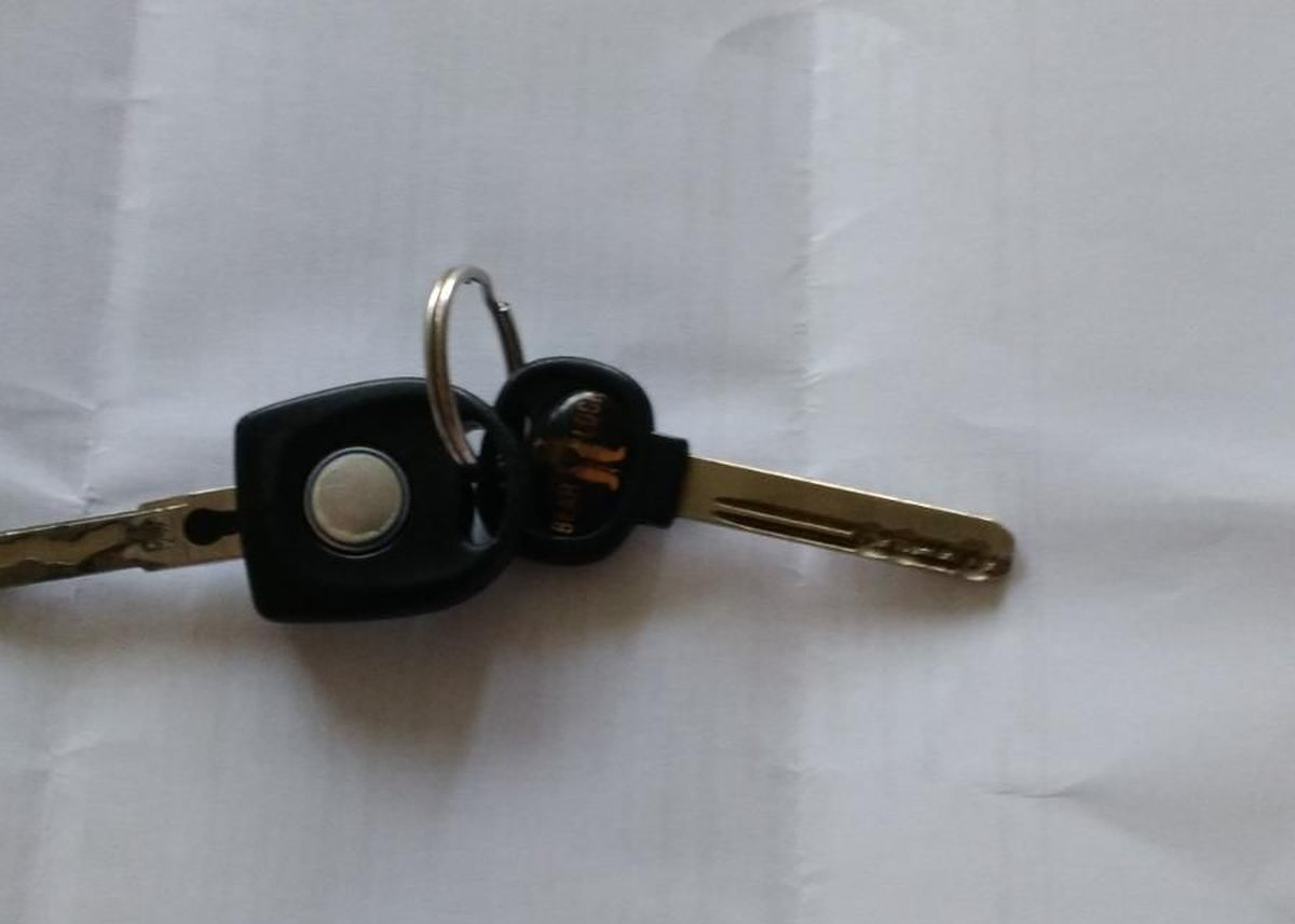 Kto zgubił kluczyki?