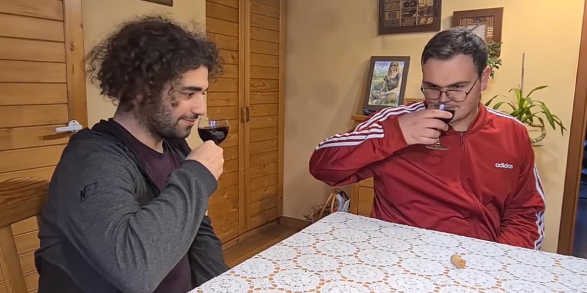 Irańczyk w andrychowskiej winnicy [VIDEO]