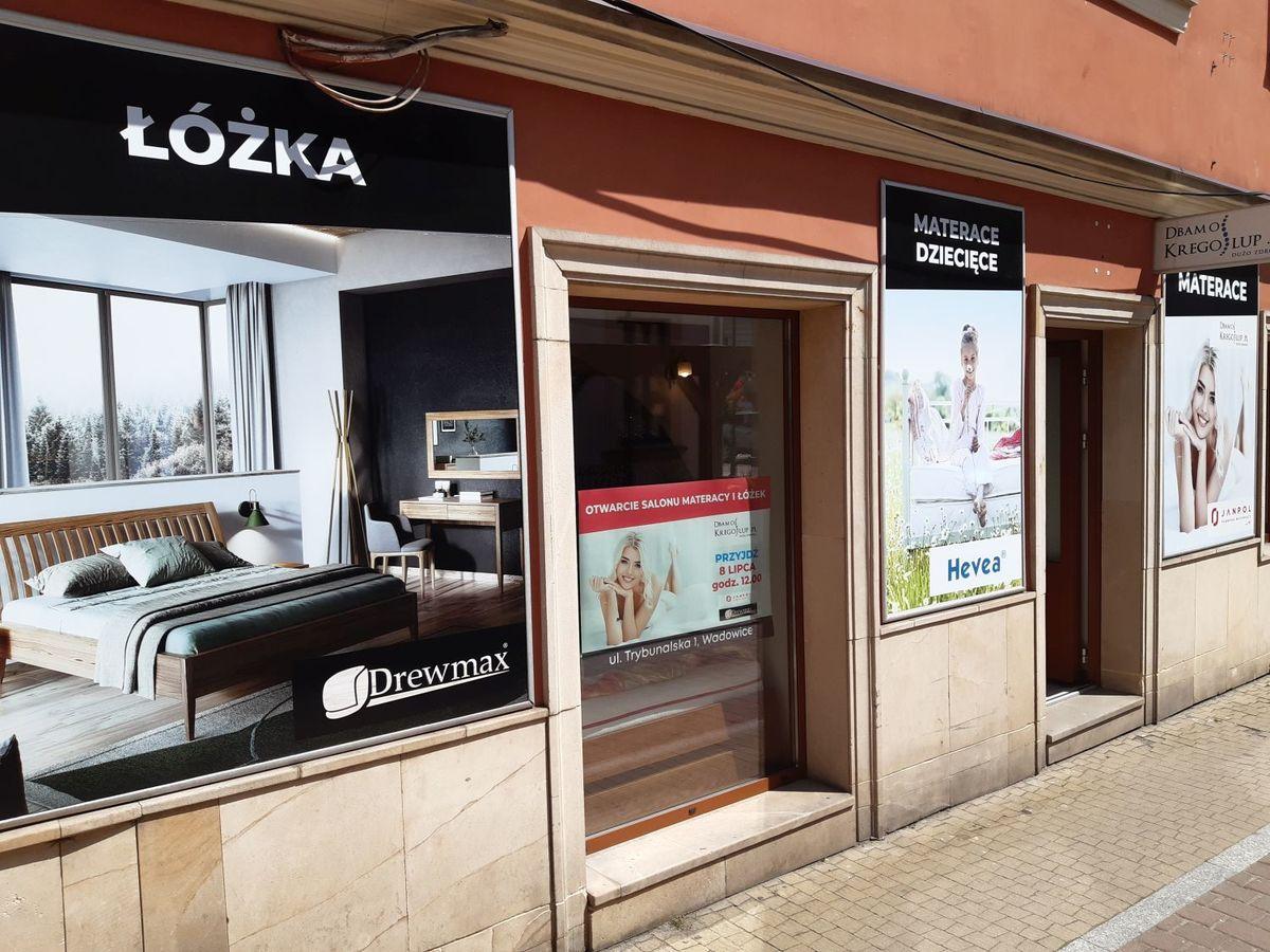 Otwarcie DbamoKregoslup.pl- salonu z materacami i łóżkami