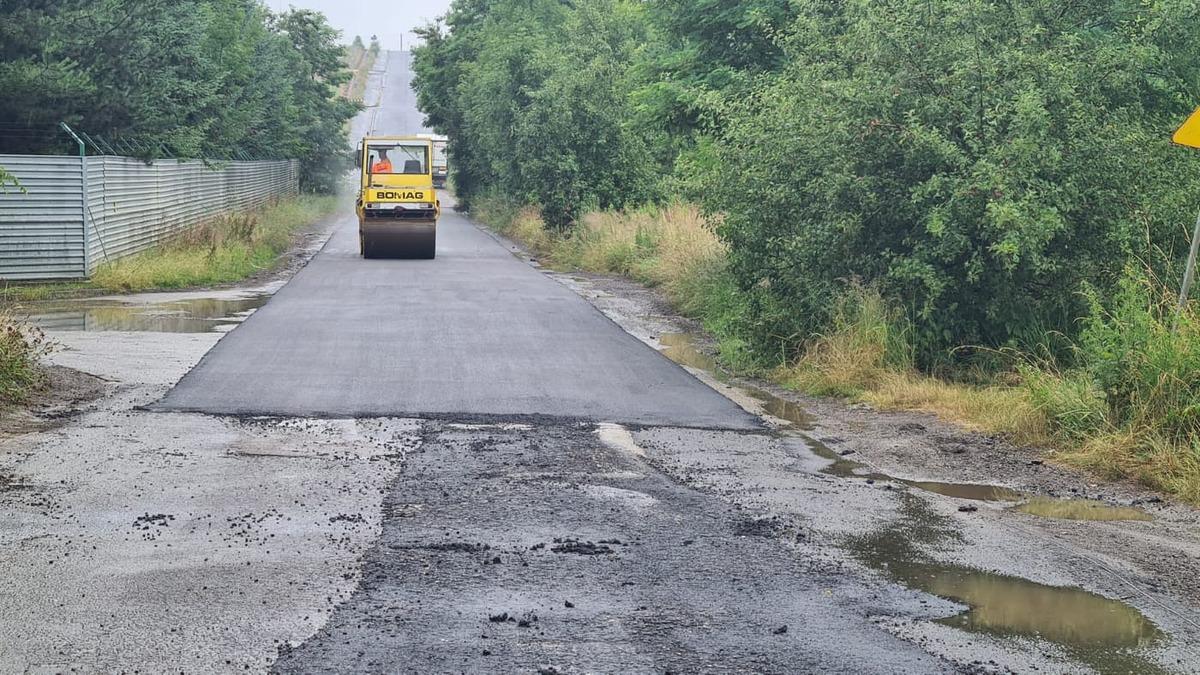 Szok! Nowy asfalt na Strefowej [AKTUALIZACJA]