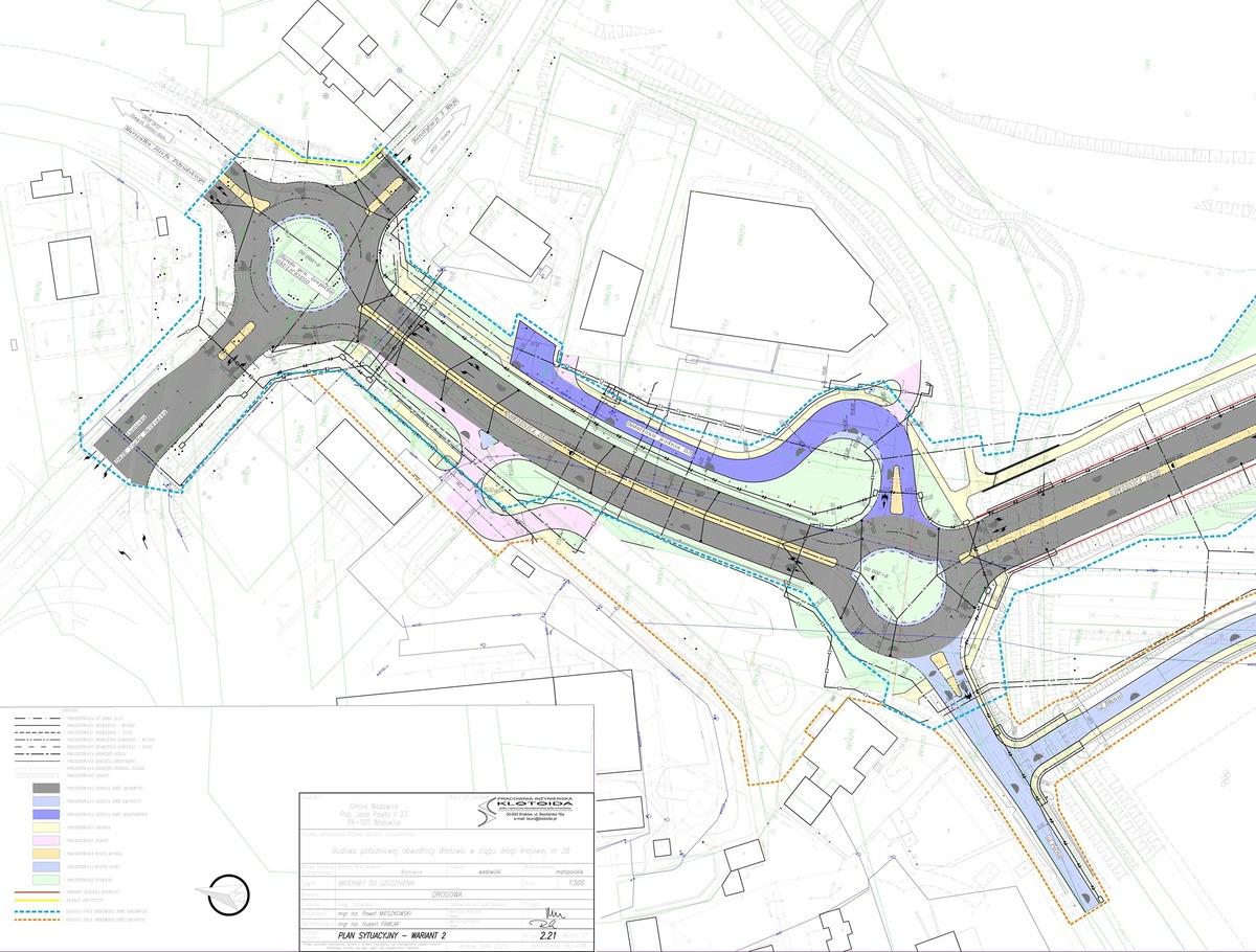 Trzy ronda turbinowe i całkiem nowe drogi. Szykuje się budowa obwodnicy za 70 mln zł