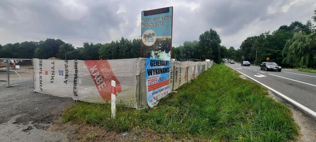 W Inwałdzie budują nową Biedronkę