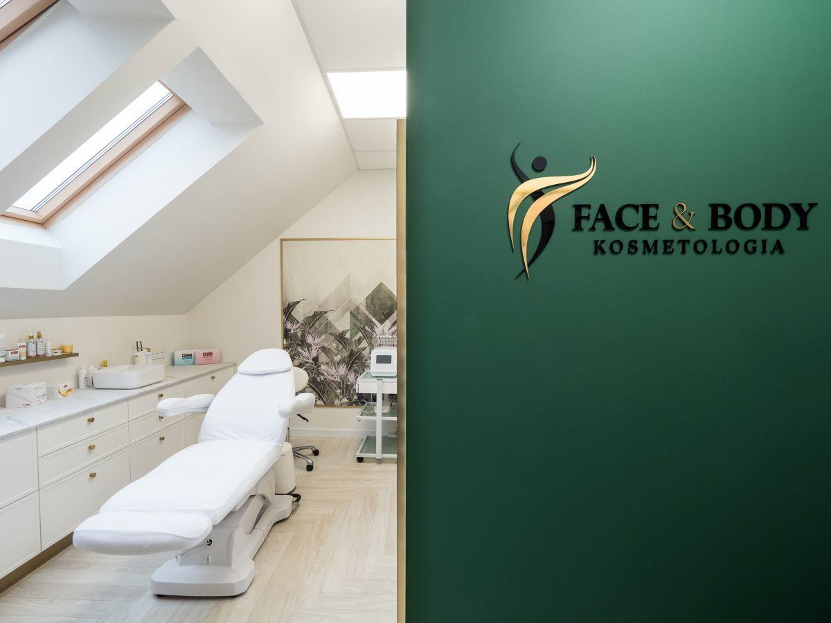 """Poznajcie nowy salon """"Kosmetologia Face & Body"""