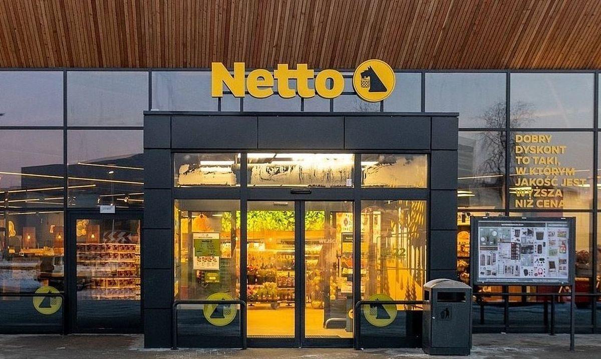 Netto otwiera kolejny nowy sklep