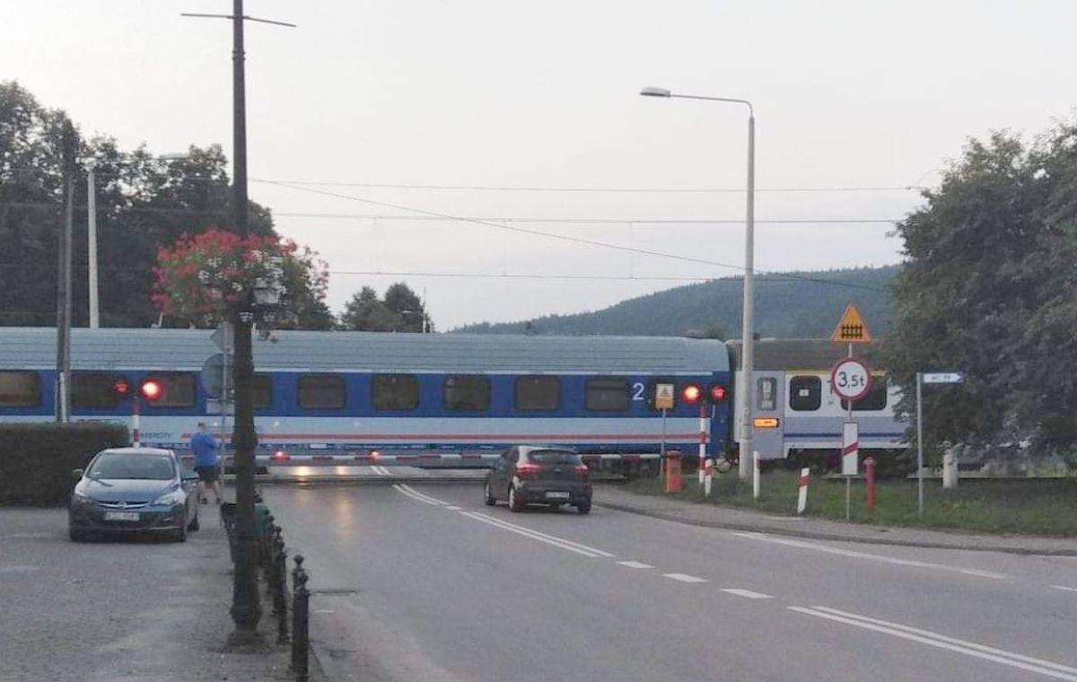 Wykoleił się pociąg dalekobieżny