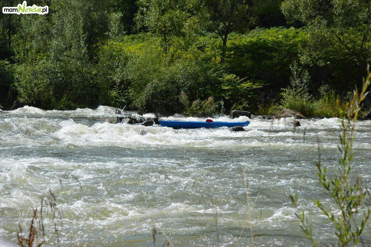 Tragedia podczas spływu. Utonął kajakarz [AKTUALIZACJA]