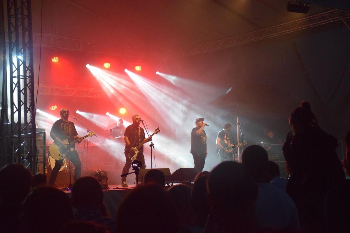 Festiwal Wieprzowiny i koncert zespołu Big Cyc w Wieprzu