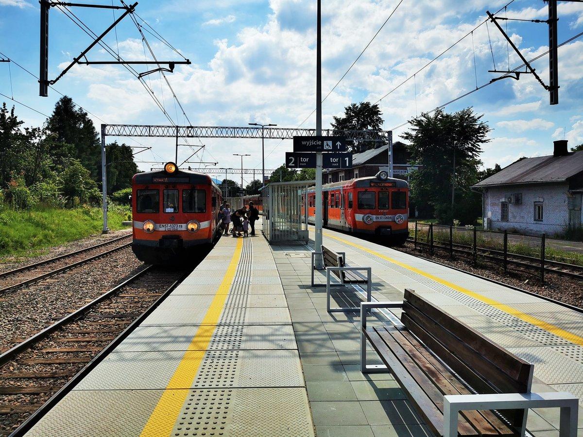 Mijanka z przystankiem w Barwałdzie Średnim zwiększy możliwości podróży koleją