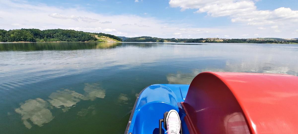 Urokliwe miejsce nad Jeziorem Mucharskim. Przystań u Jerzego [VIDEO]