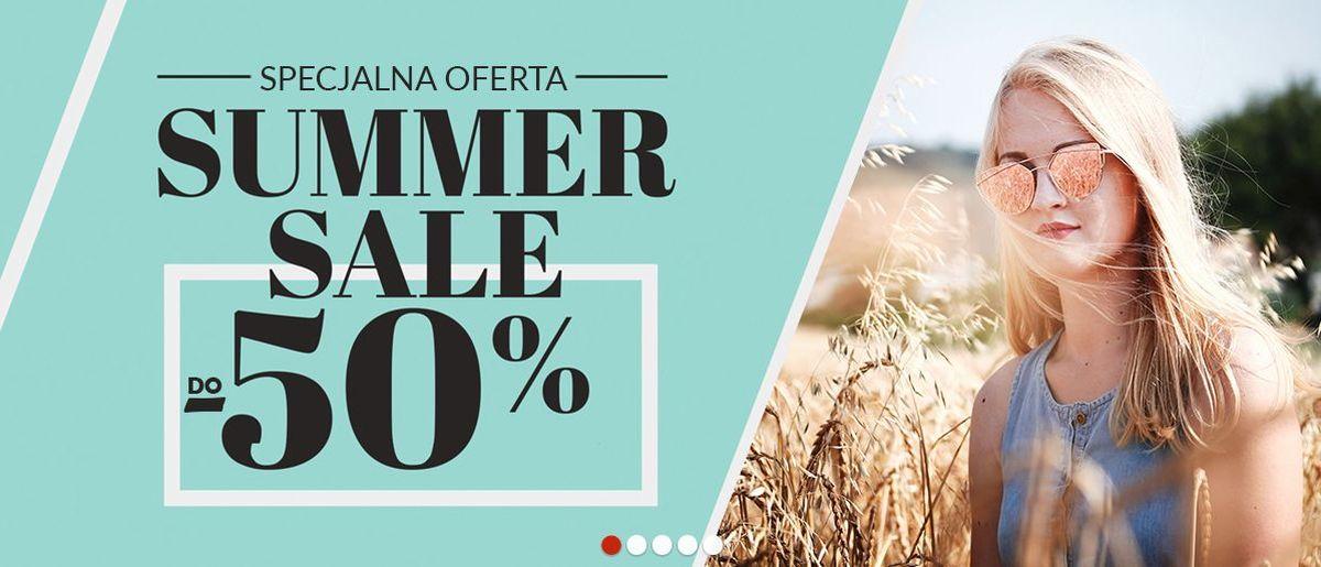 Wykorzystaj lato w pełni!TYLKO w dniach od 02.08 do 12.08.2021 Gorąca oferta Green Optics