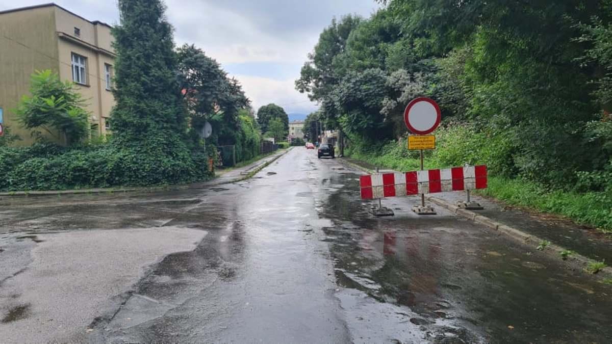 Lada dzień rusza przebudowa osiedla w Andrychowie