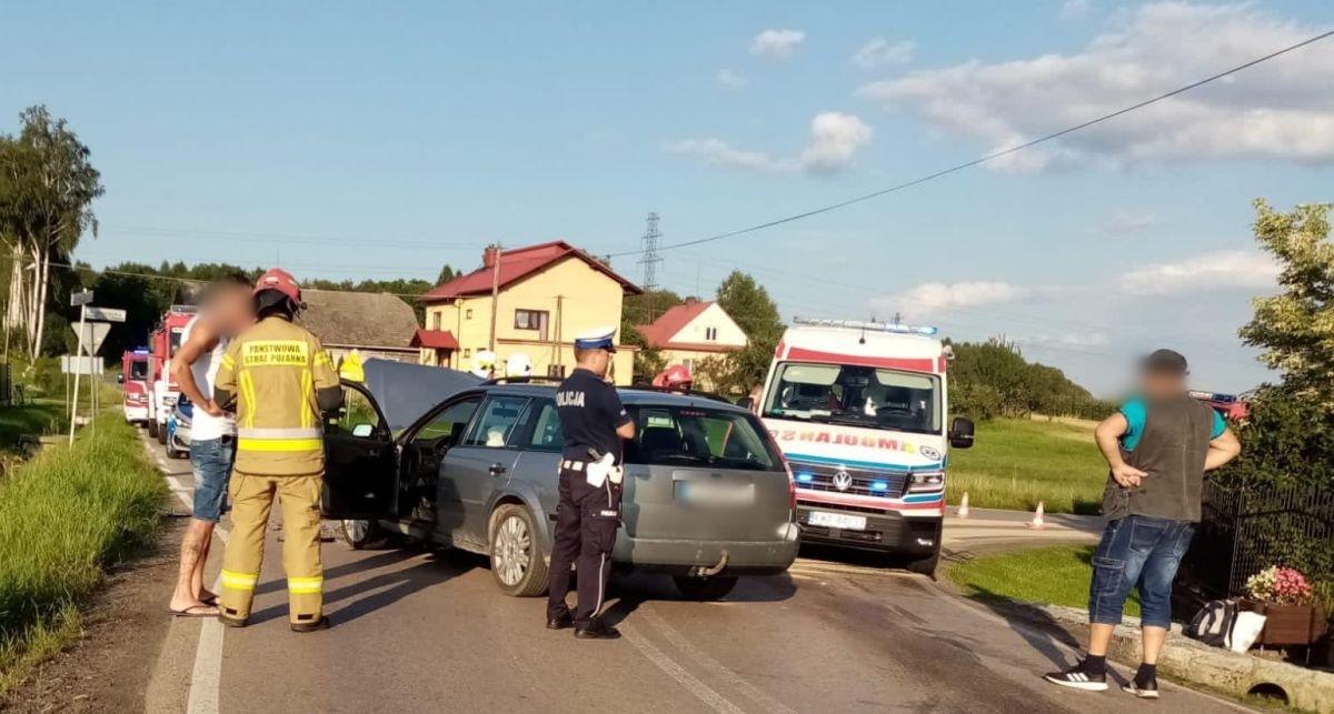 Kolejny wypadek na tej ulicy