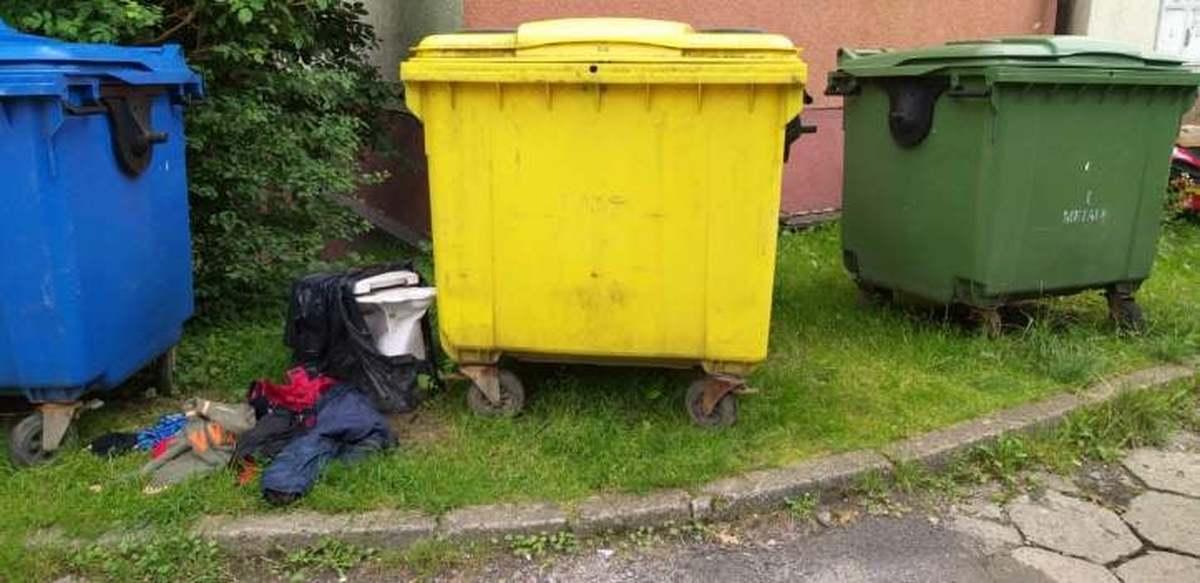 Przyjezdni podrzucają śmieci. A mieszkańcy są straszeni podwyżkami!