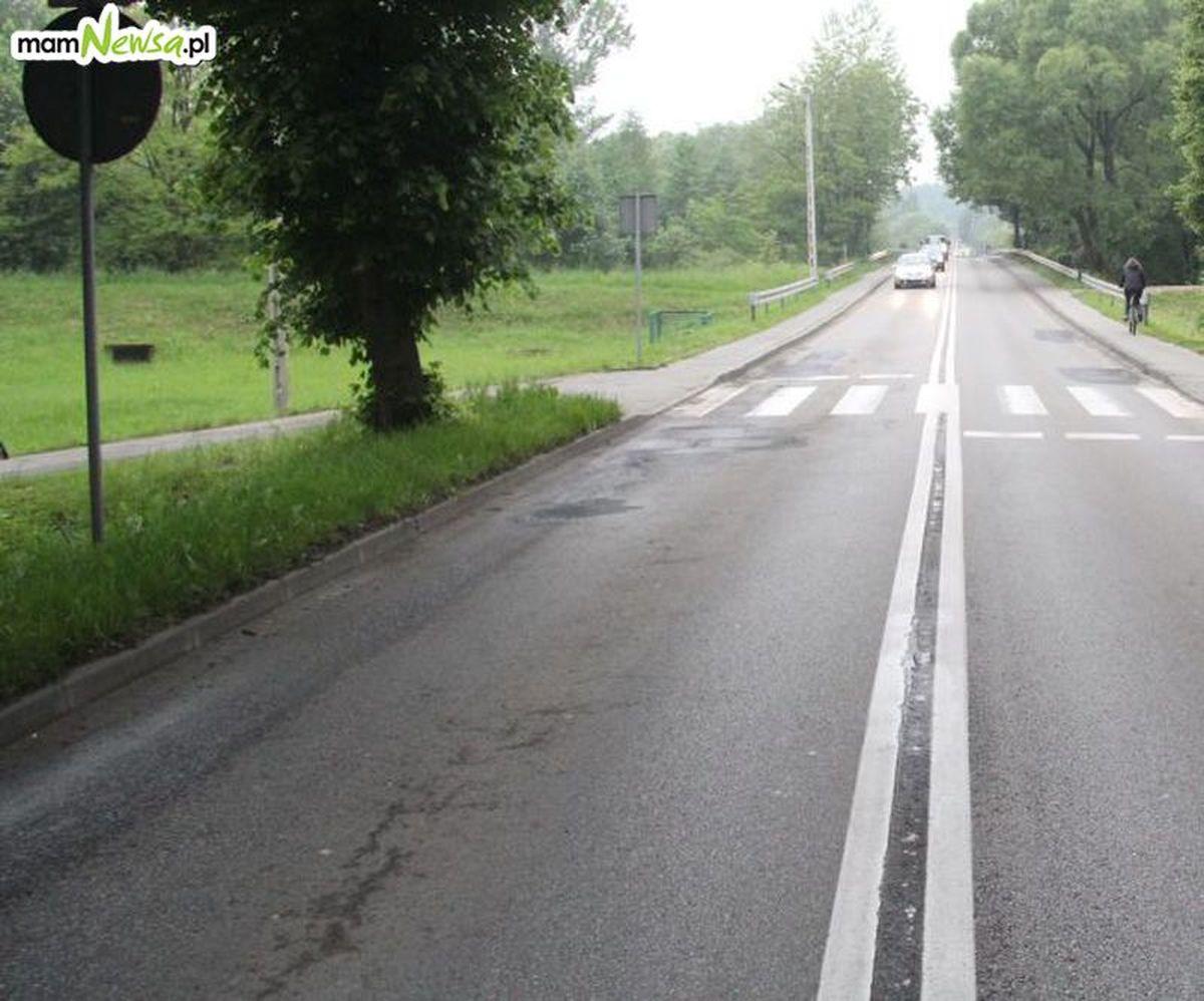 Drogi w gminie Kęty do remontu
