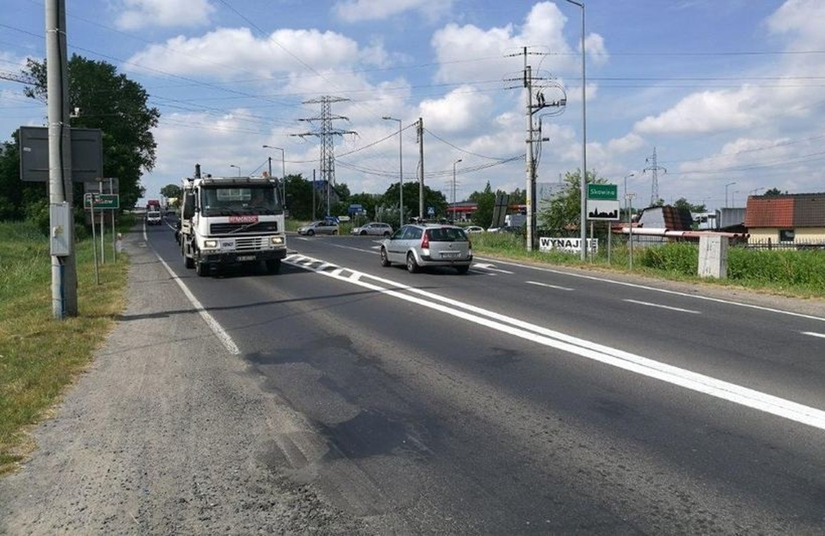 Od 26 sierpnia utrudnienia dla kierowców na trasie do Krakowa