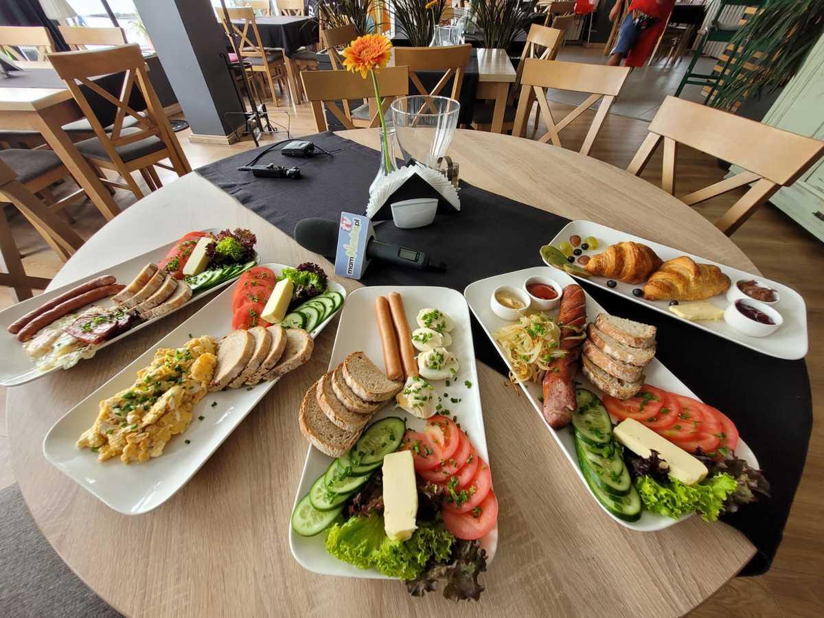Śniadania w Samych Swoich w Andrychowie