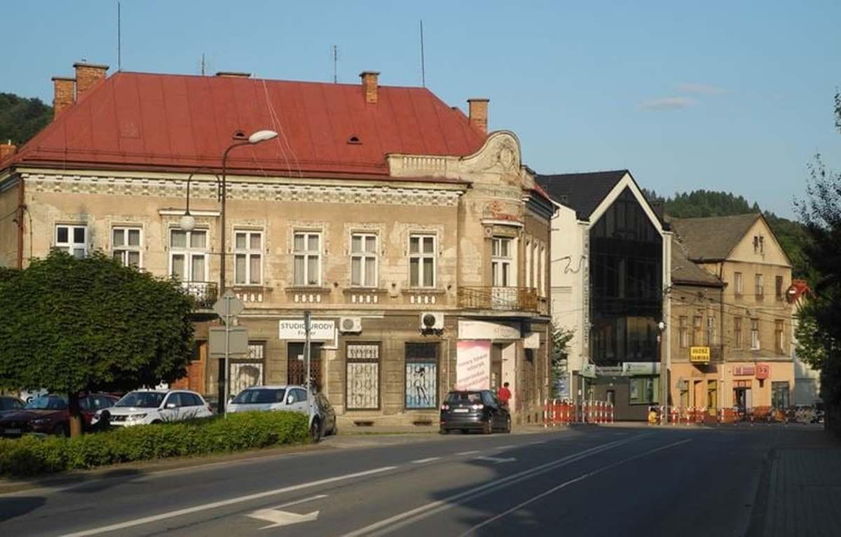 Miasto architektonicznych koszmarków