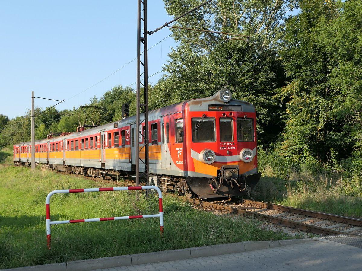 Pociągi przestaną jeździć do Bielska, a zaczną do Krakowa