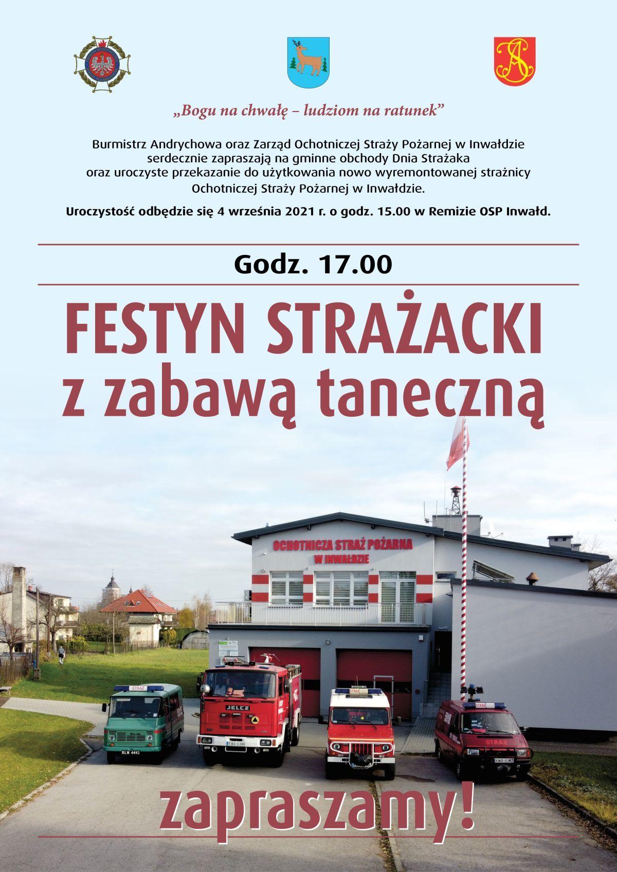W sobotę impreza w Inwałdzie - mamNewsa.pl
